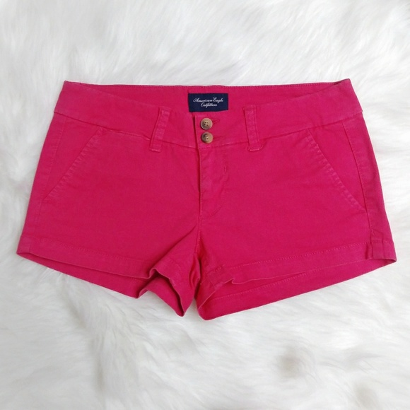 American Eagle Outfitters Pants - American Eagle Outfitters Shortie Shorts